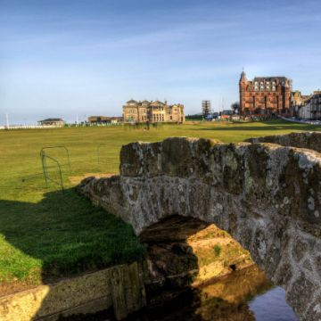 Golf, history and whisky: Let us help make your tour a unique memory of a lifetime!